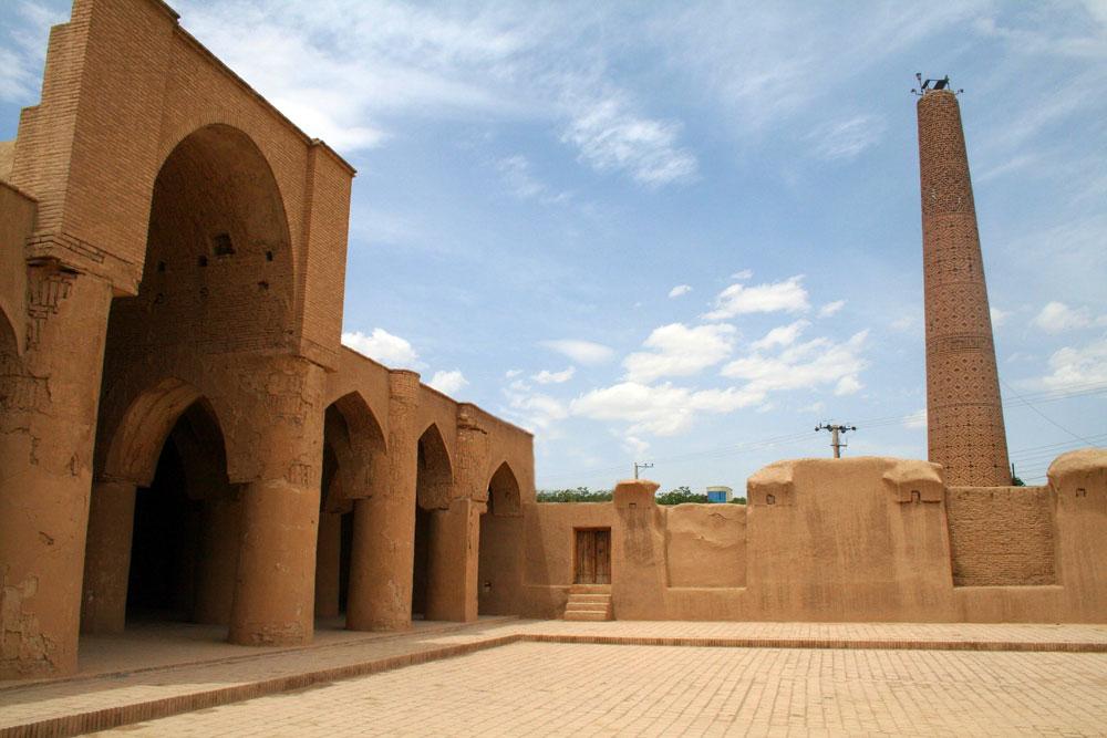 مسجد فهرج یزد