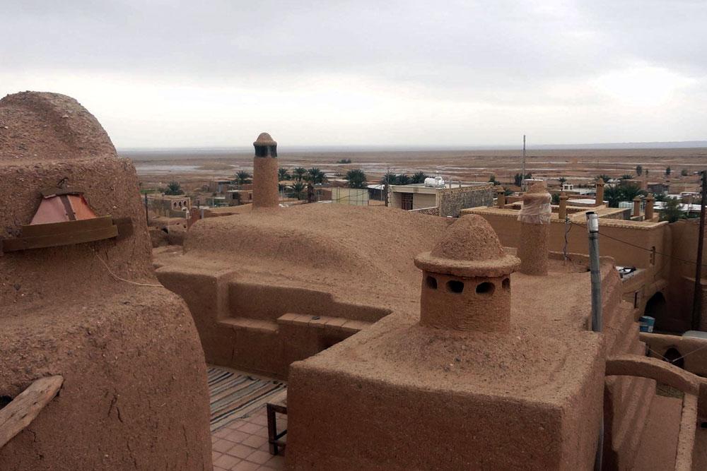 روستای یزد فهرج