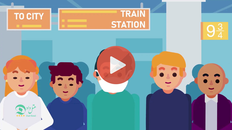 ویدیو راهنمای جامع پیشگیری از ابتلا به ویروس کرونا