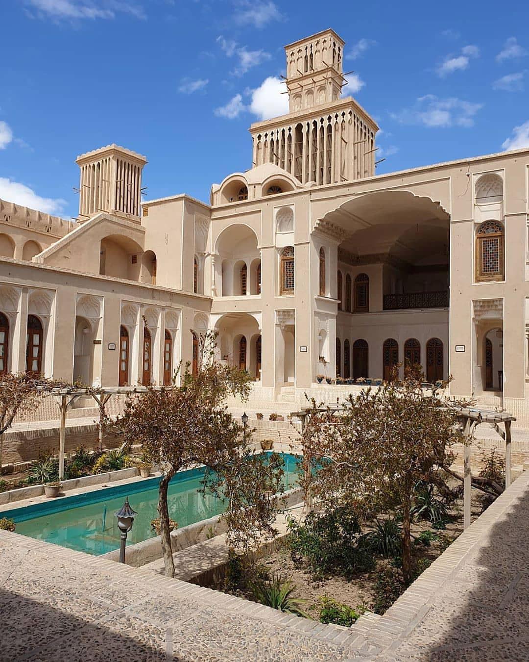 خانه آقازاده یزد