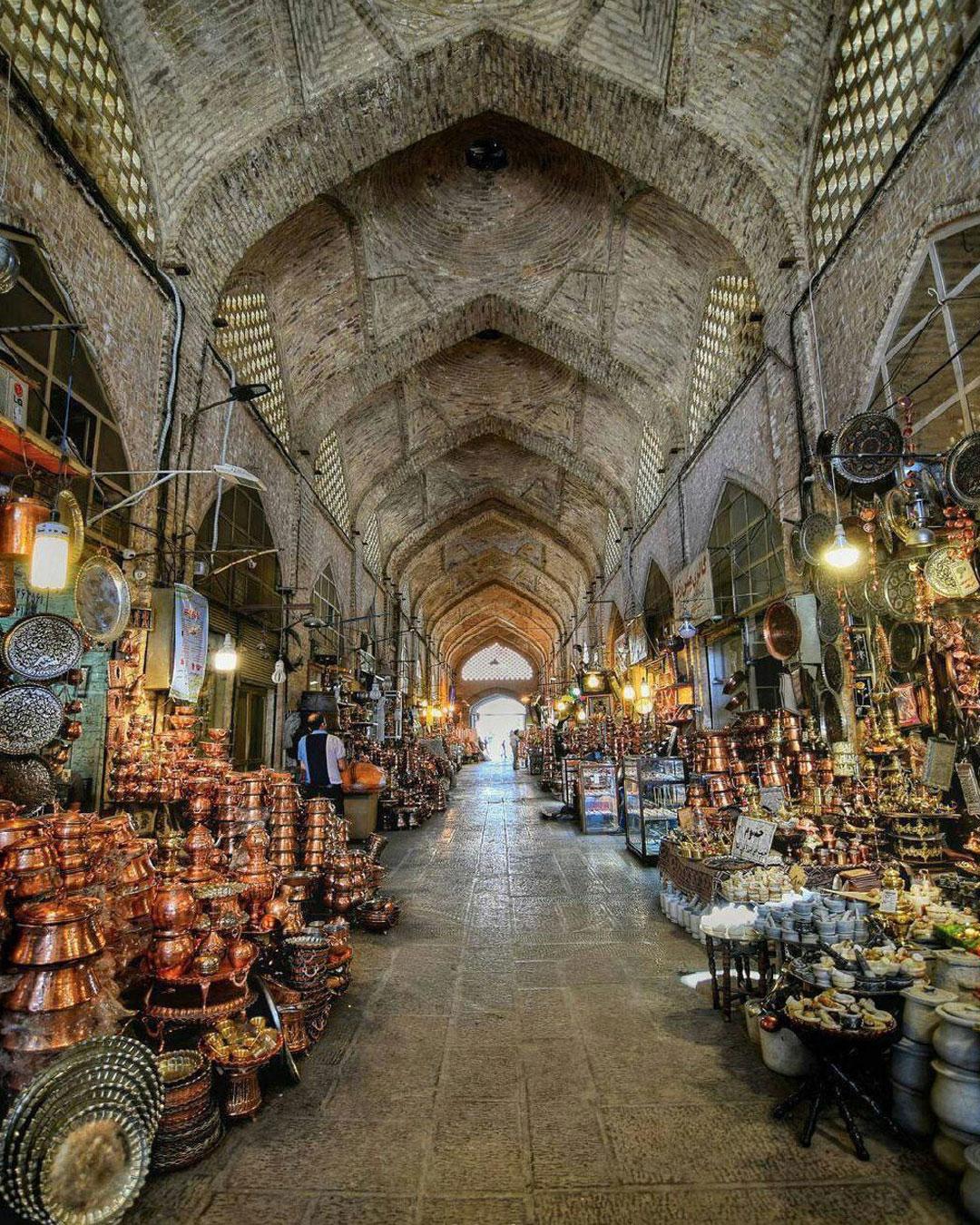 بازار یزد